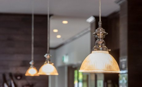 Modern fittings with traditional looks and quality shady lady lighting