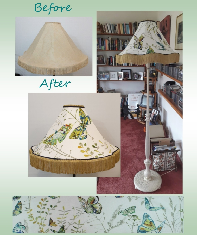 Fabric Shade Restoration And Recovering Nz